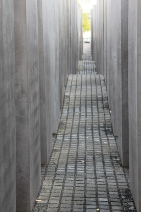 monumento holocausto berlín